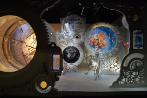 Macy's window display from 2011