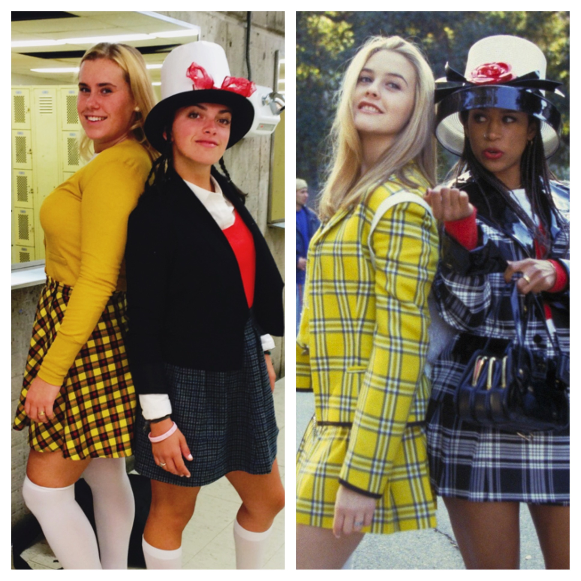 Dynamic Duo Ideas For Girls dynamic duo costume voting the tide