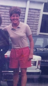 Ms. Bankey in 1986